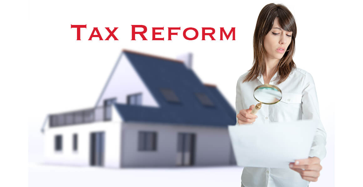 What Tax Reform Means For Real Estate